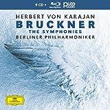 Bruckner: 9 Symphonien [9 CD/Blu-ray]
