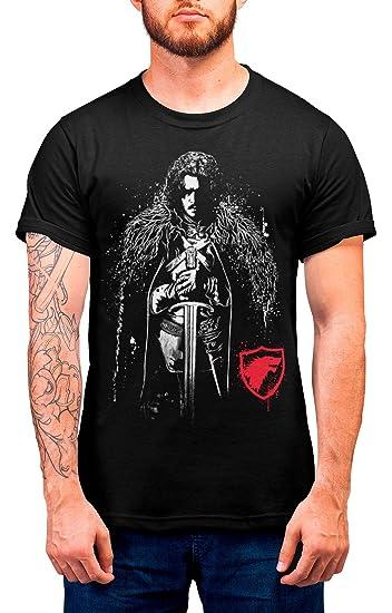 Camisetas La Colmena 7149-Juego De Tronos - King Snow (Dr.Monekers ...