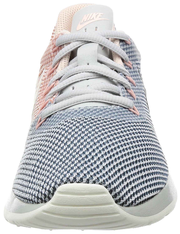Nike Damen Platinum/Armory Wmns Tanjun Racer Joggingschuhe Mehrfarbig (Pure Platinum/Armory Damen Navy/Armory Blau) 720167