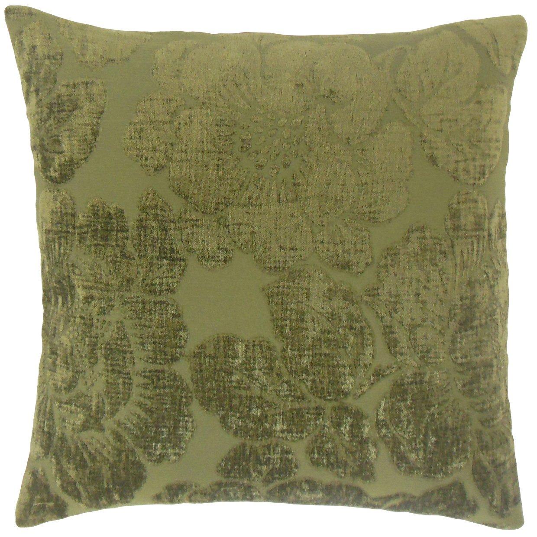 The枕コレクションSarafinaフローラルJade枕、20