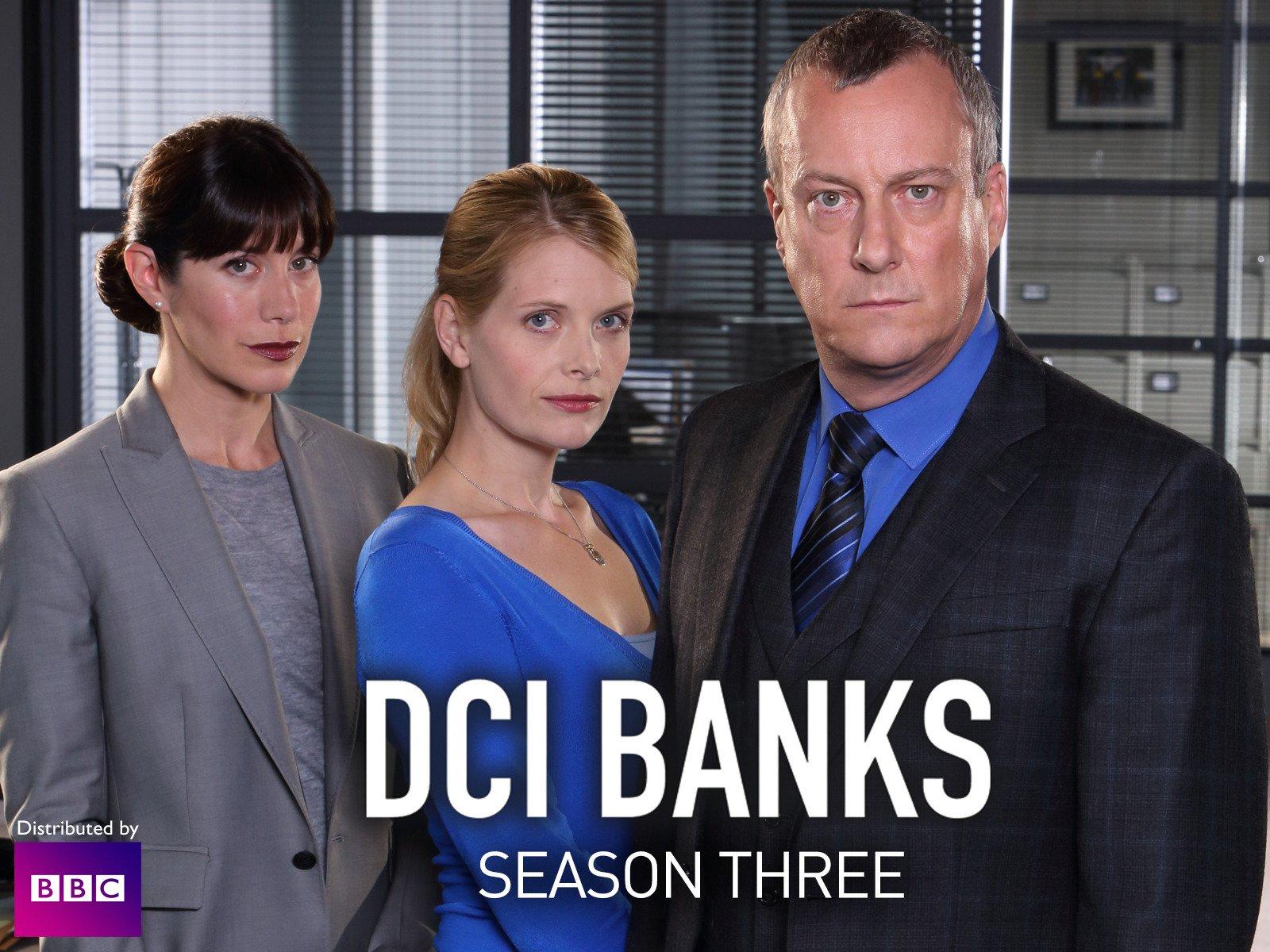 Watch DCI Banks, Season 3 | Prime Video