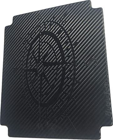 Deluxe Aluminium Bankstick 30 50 75 90 120 cm Alu schwarz nach Wahl Black Label