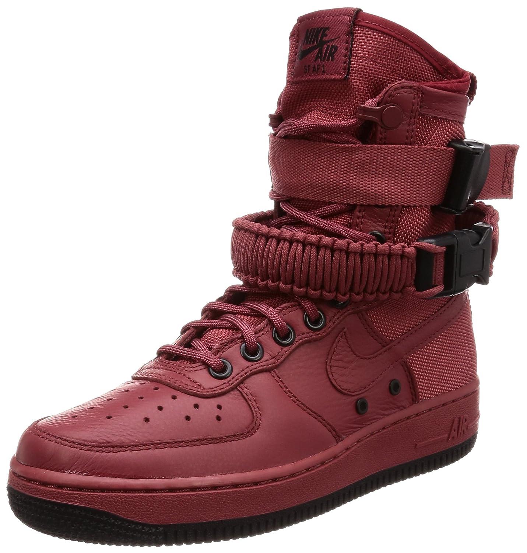 NIKE Women's SF AF1 Casual Shoe B0763R51T8 9 B(M) US|Cedar / Black