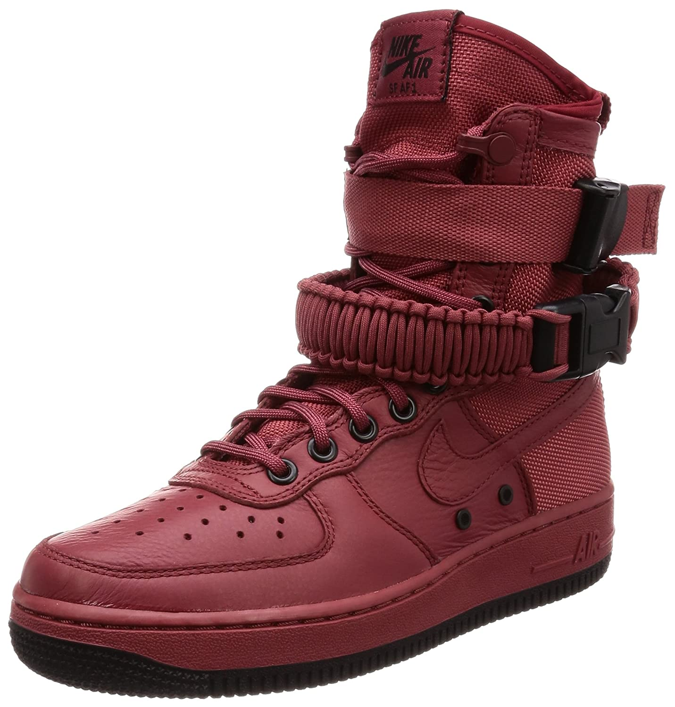 """Nike Air Force One SF Special Field AF 1 """"Cedar"""", Womens Sneakers"""