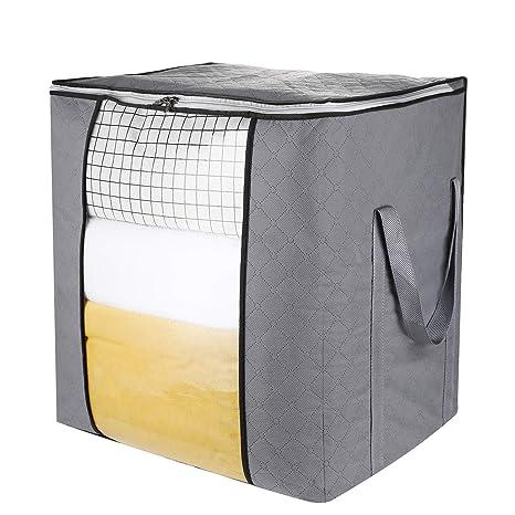 Amazon.com: Awekris - Bolsa de almacenamiento grande y ...