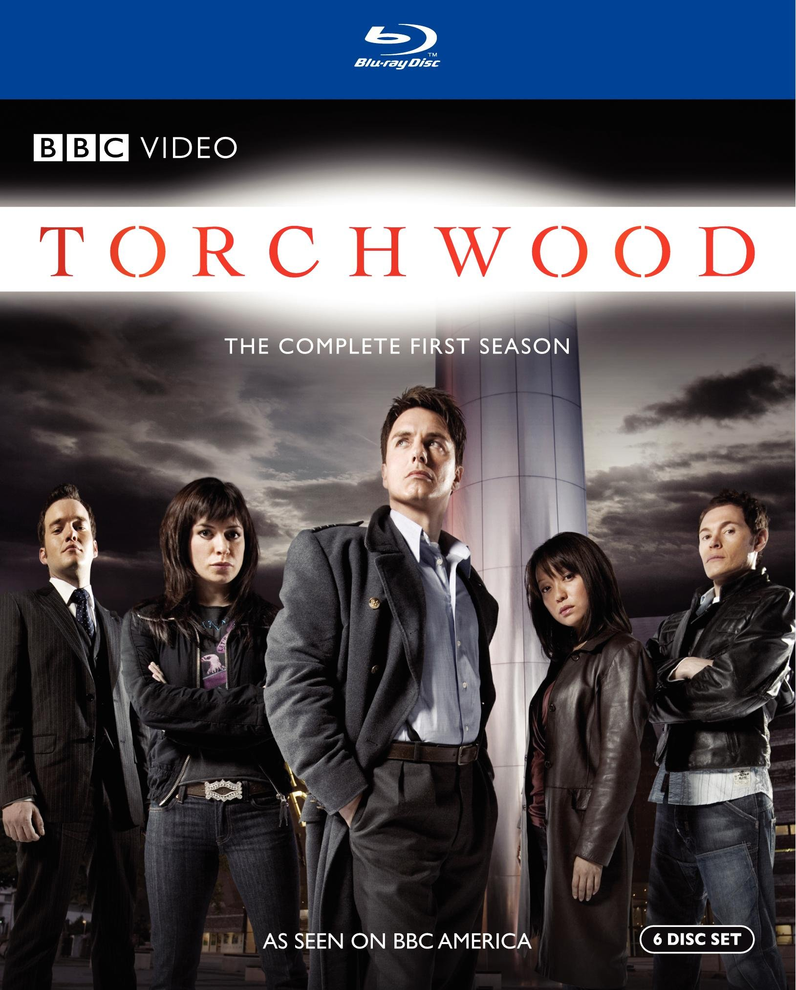Blu-ray : Torchwood: The Complete First Season (Widescreen, , Dolby, AC-3, Digipack Packaging)