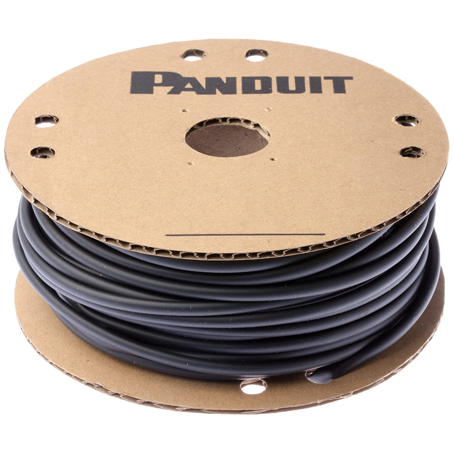 Amazon.com: Panduit HSTT05-C Thin Wall Polyolefin Heat Shrink, 0.05-Inch, Black: Industrial & Scientific