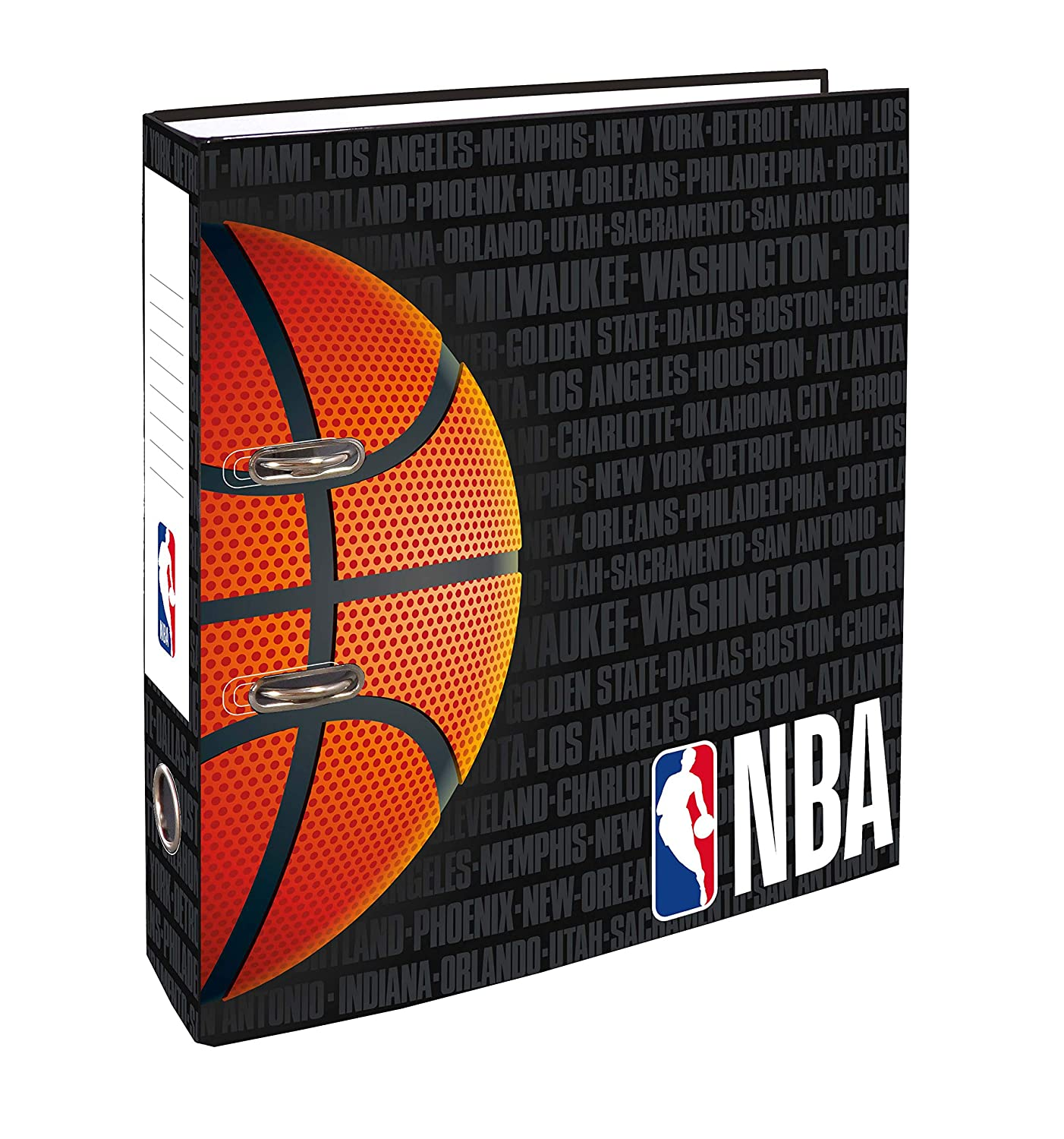 NBA Classeur à Levier Collection Officielle - Basketball