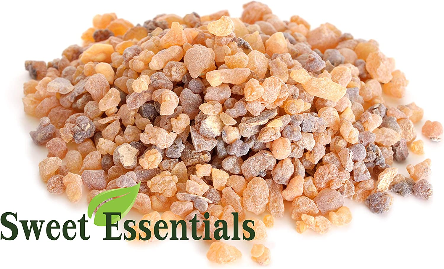 Sweet Essentials 100% Pure Organic Frankincense Resin/Tears - 8oz
