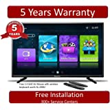 "BlackOx 48"" Full HD Smart Android LED TV 50LS4801 with Air mouse keyboard: 5 Years Warranty Offer"