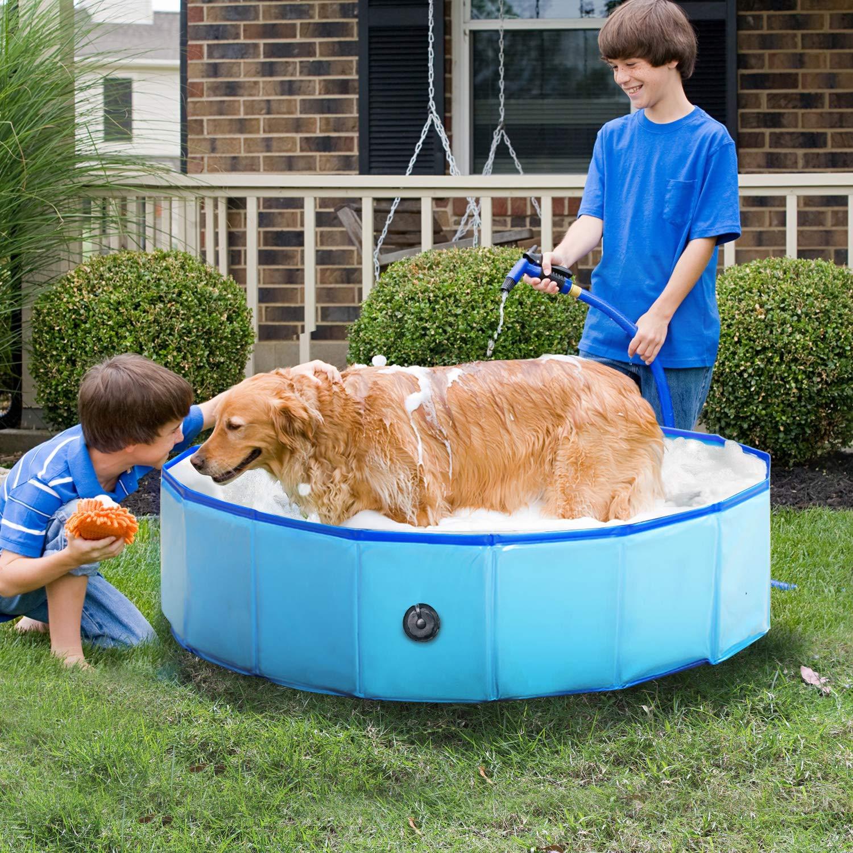 Foldable Dog Swimming Pool 32\