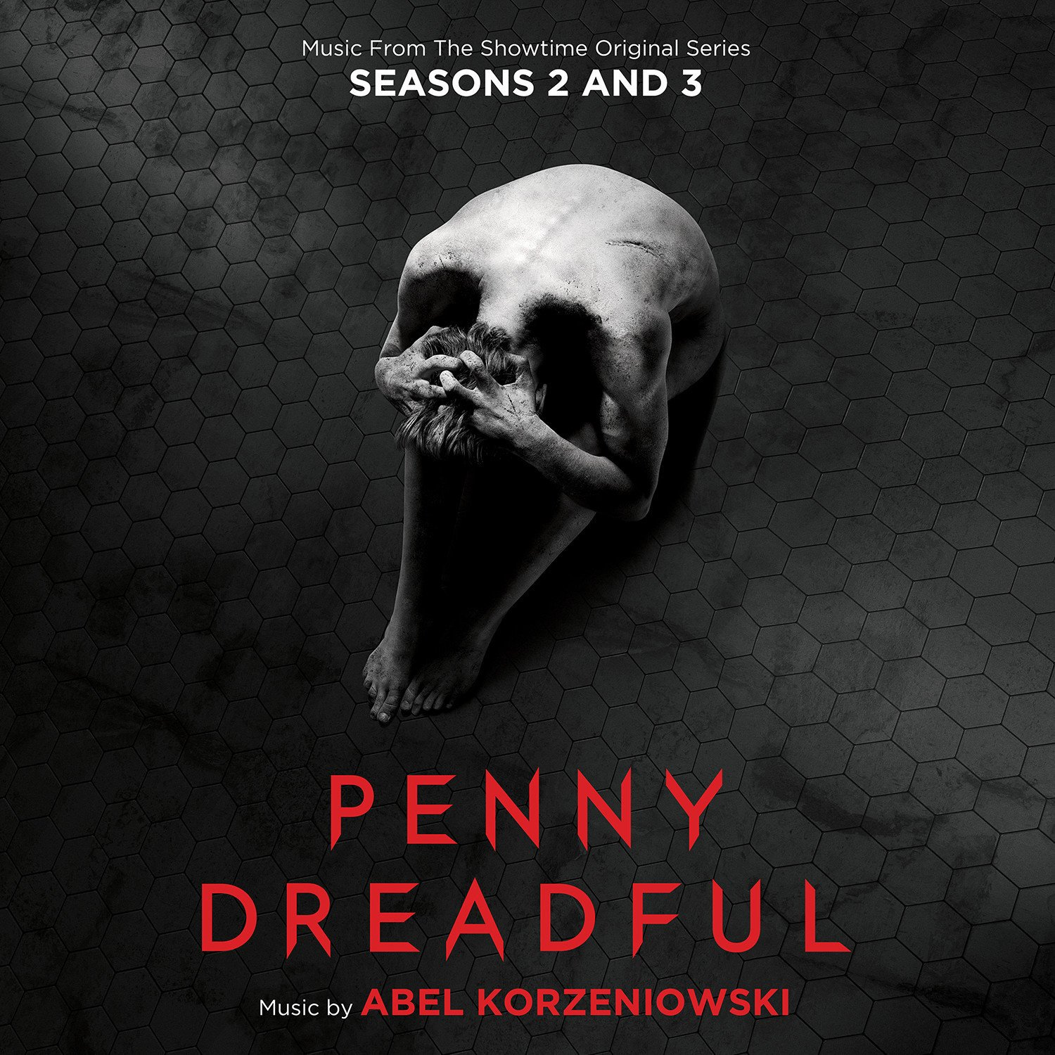 CD : Soundtrack - Penny Dreadful Seasons 2 & 3: Music From The Showtime Original Series (2 Disc)