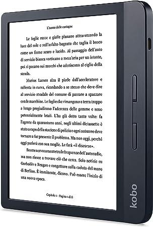 Kobo Libra H2O Zwart: Kobo: Amazon.es: Electrónica