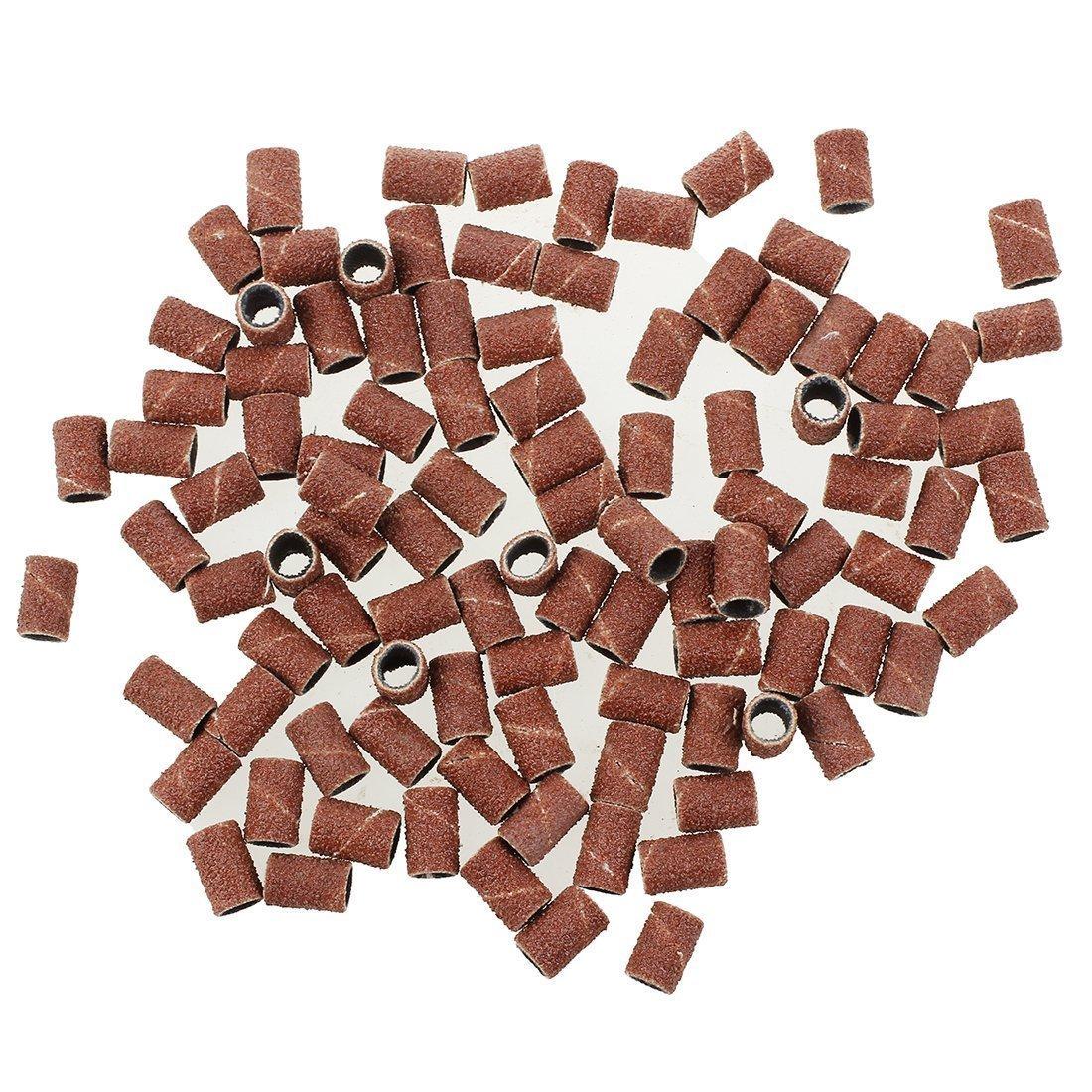 100 Stück Schleifbänder für Maniküre Newin Star