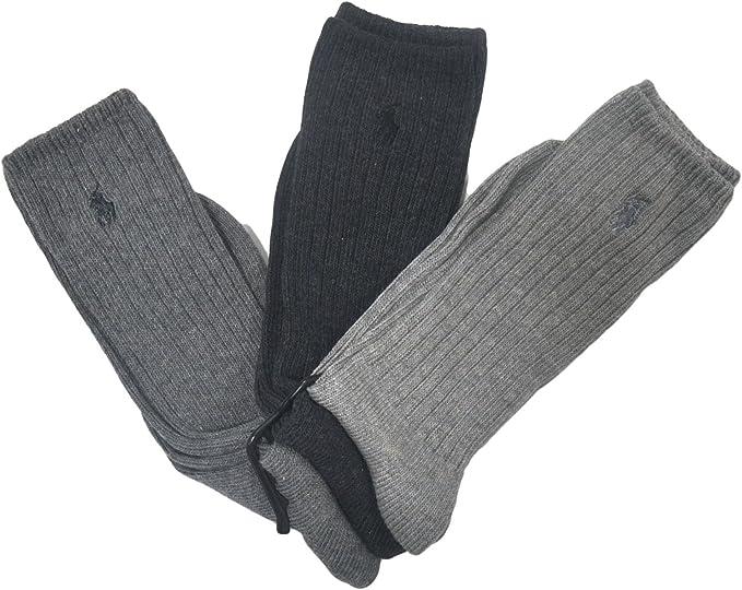 Tripulación Sport Socks 3-Pack: Amazon.es: Ropa y accesorios
