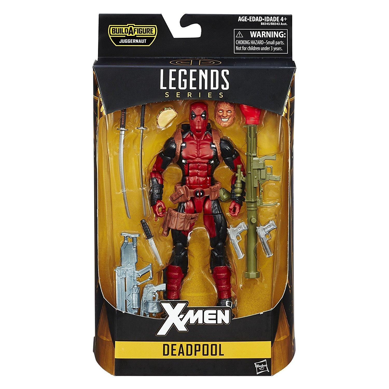 Marvel 6 Inch Legends Series Deadpool