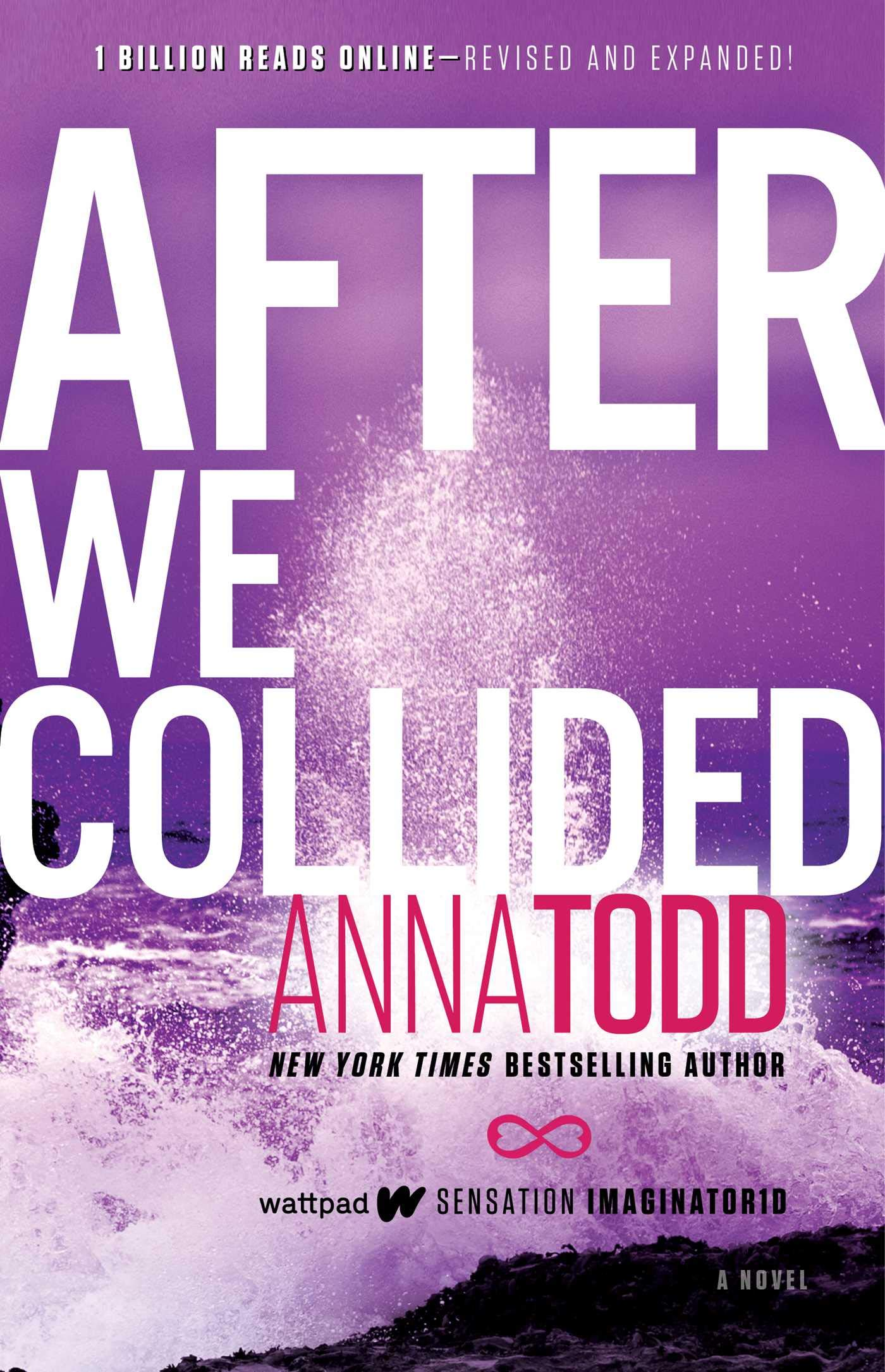 Image result for after we collided book