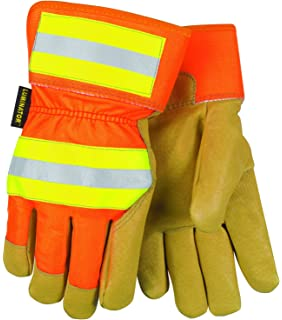 MCR Safety KV200XXL Force Flex Multi-Task Gloves with DuPont Kevlar Lining and TPR Padding on Back of Hand and Fingers 2X-Large 1 Pair