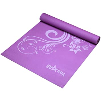 Amazon.com: Yes4All - Alfombrilla de yoga de PVC de alta ...