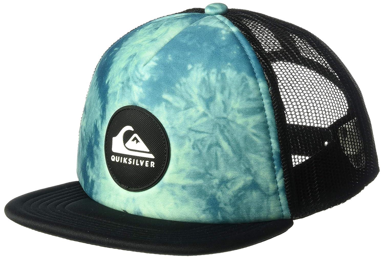 Quiksilver Boy/'s 2-7 Legion Nest Hat Hawaiian Ocean AQKHA03147