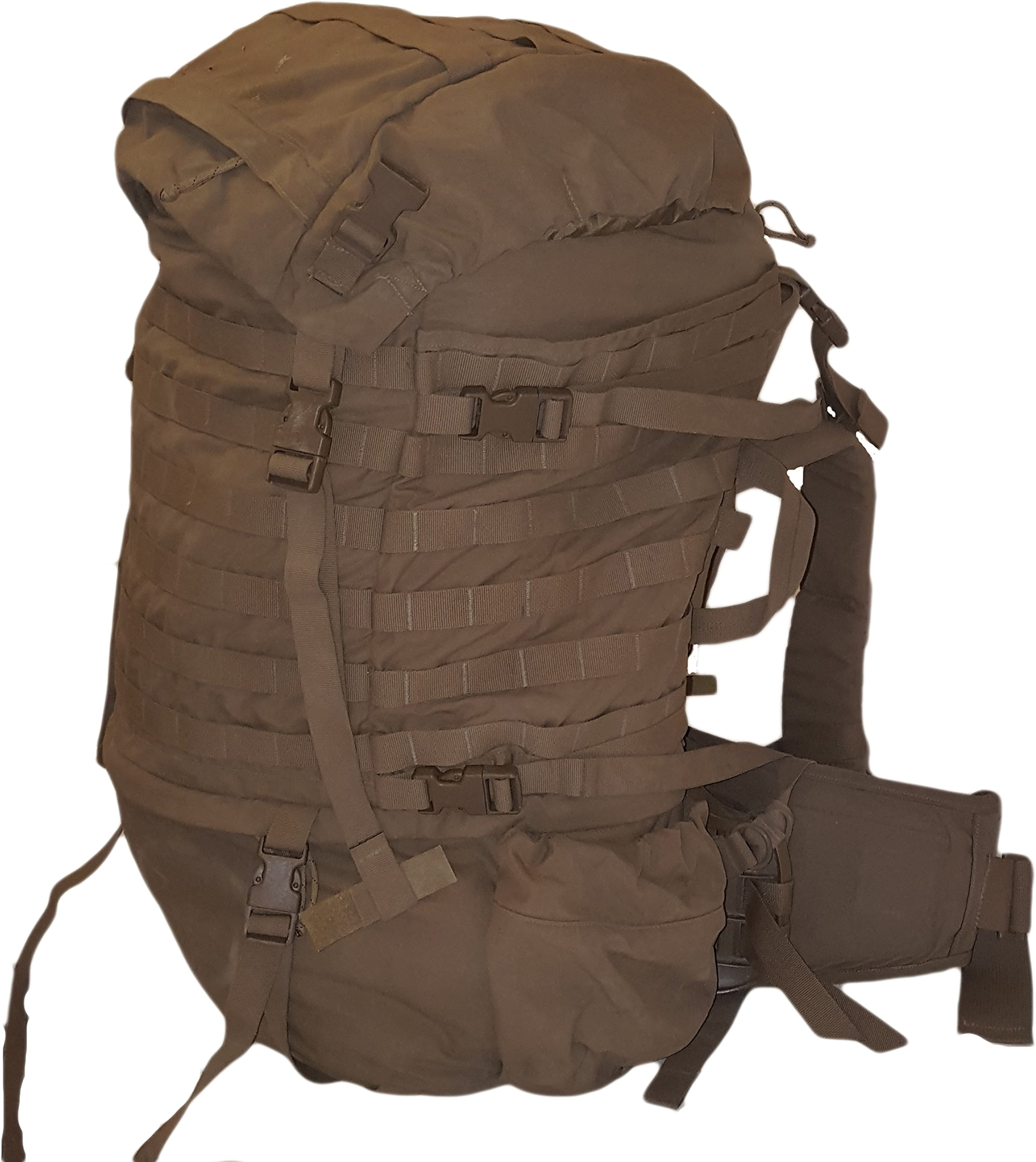 Eagle FILBE Coyote Brown Rucksack: Best rucking backpack with a lot of space