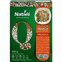 Flocos Quinoa Branca Orgânica Native 200g