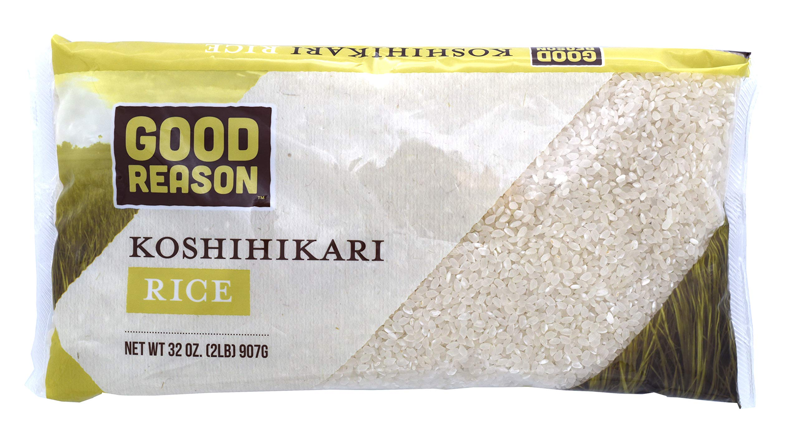 Good Reason Rice Koshihikari Rice, 2 Lb