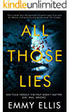 All Those Lies: A GRIPPING CRIME NOVEL (DI Tracy Collier Book 1)