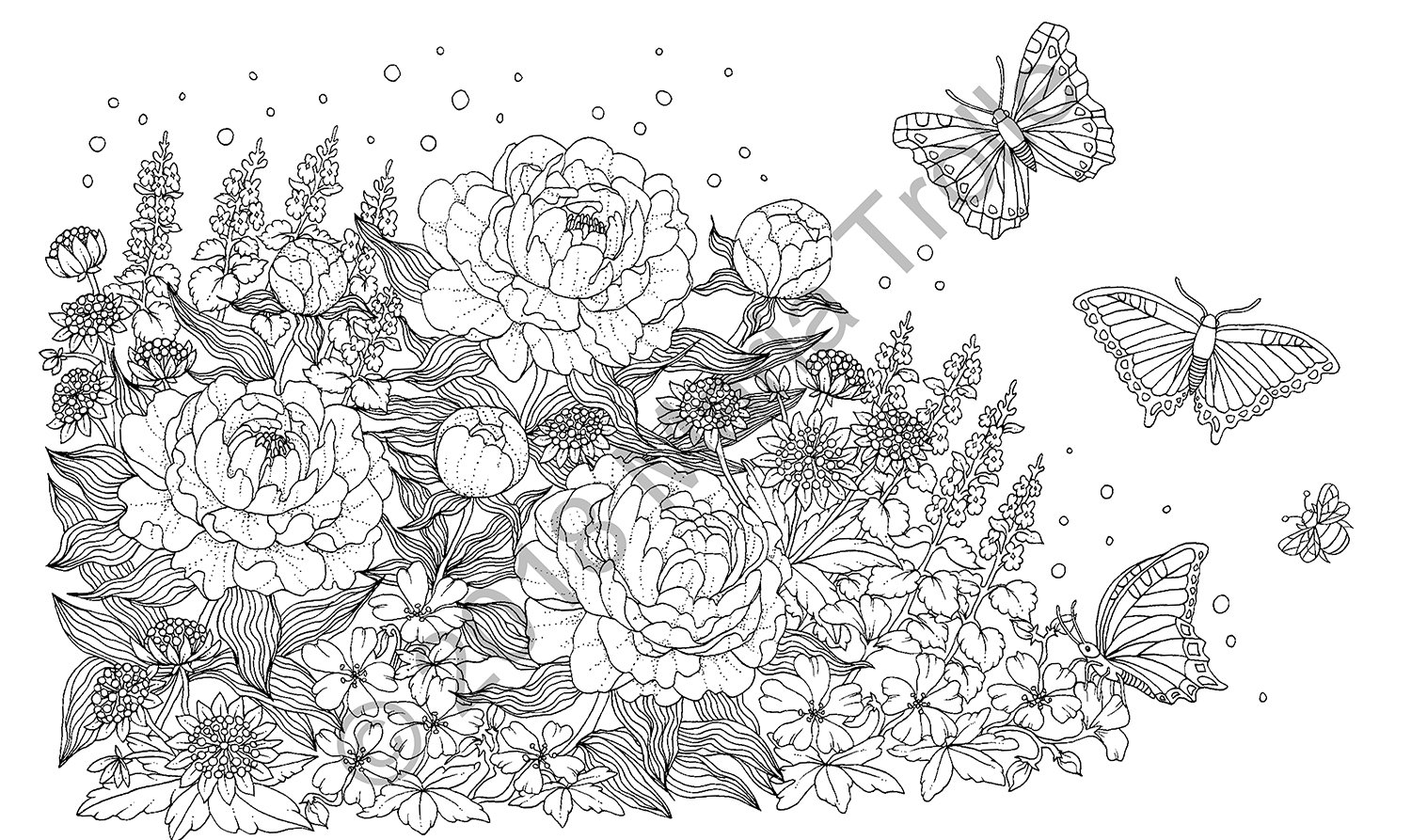 Originally Published in Sweden as Skymningstimman Nightfall Coloring Book