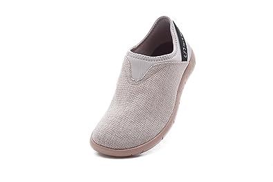 83b30d4b7f84b6 UIN Männer Verona Komfort Leinen Walking Schuhe  Amazon.de  Schuhe ...