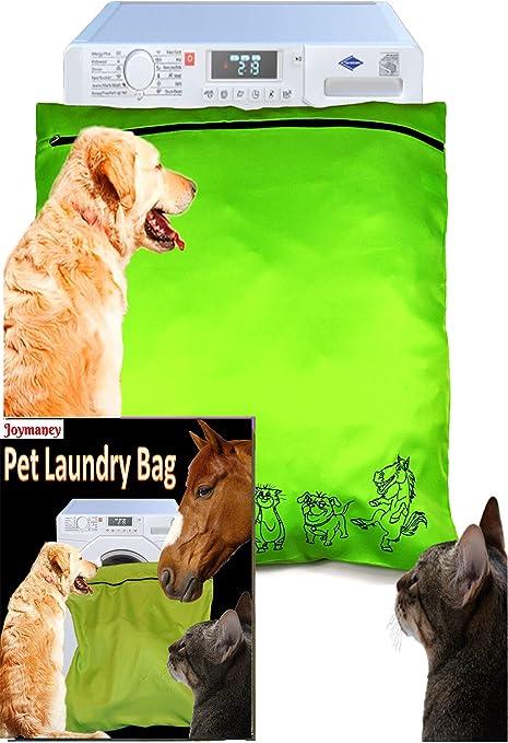 Joymaney Pet Bolsa de lavandería para Lavadora – Tamaño Jumbo ...