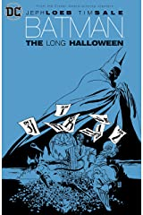Batman: The Long Halloween Kindle Edition