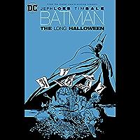 Batman: The Long Halloween book cover