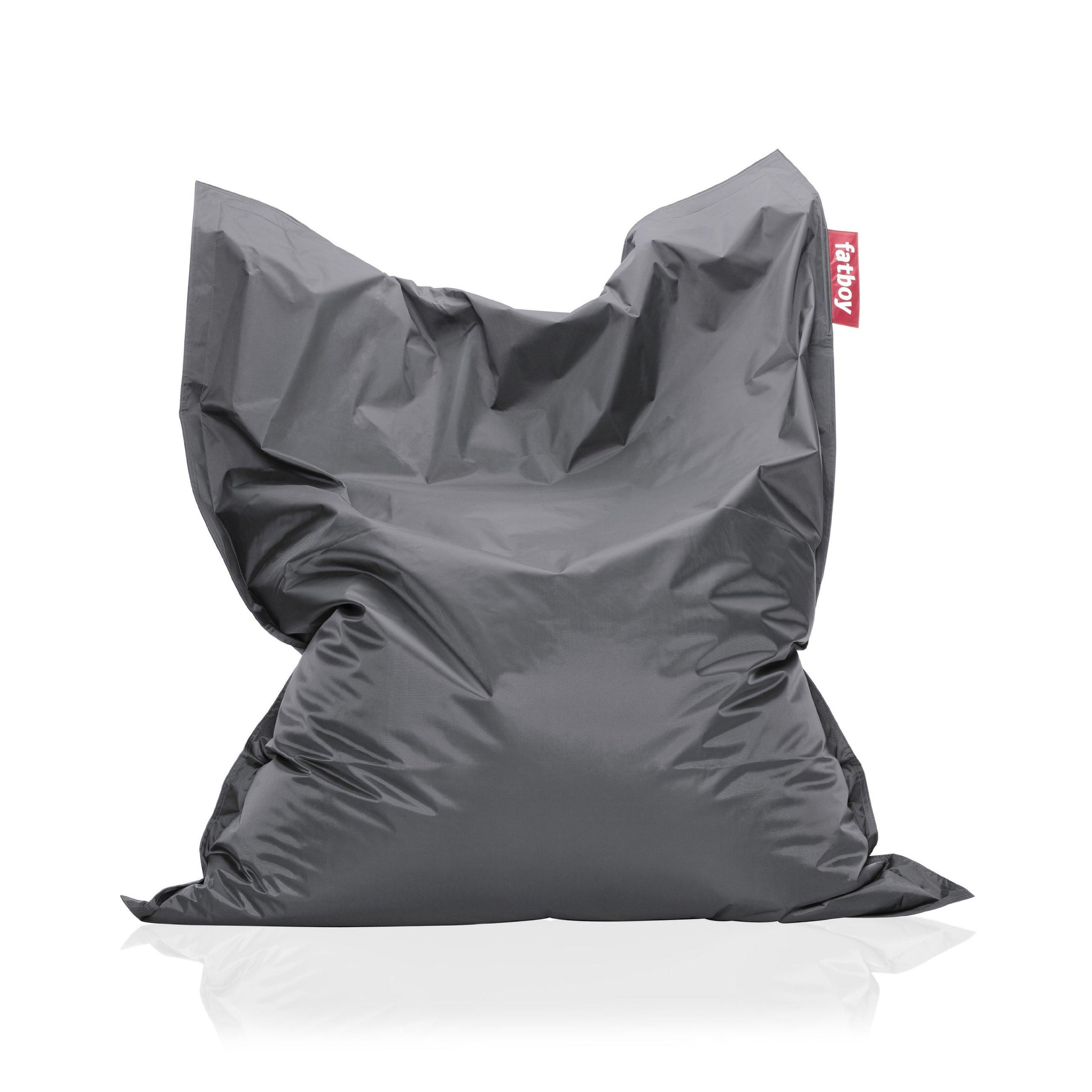 Fatboy The Original Bean Bag Chair - Dark Grey