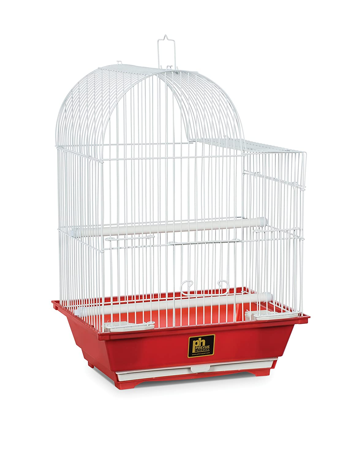 Prevue Pet Products Bird Cage Small Red Inc. SP50011