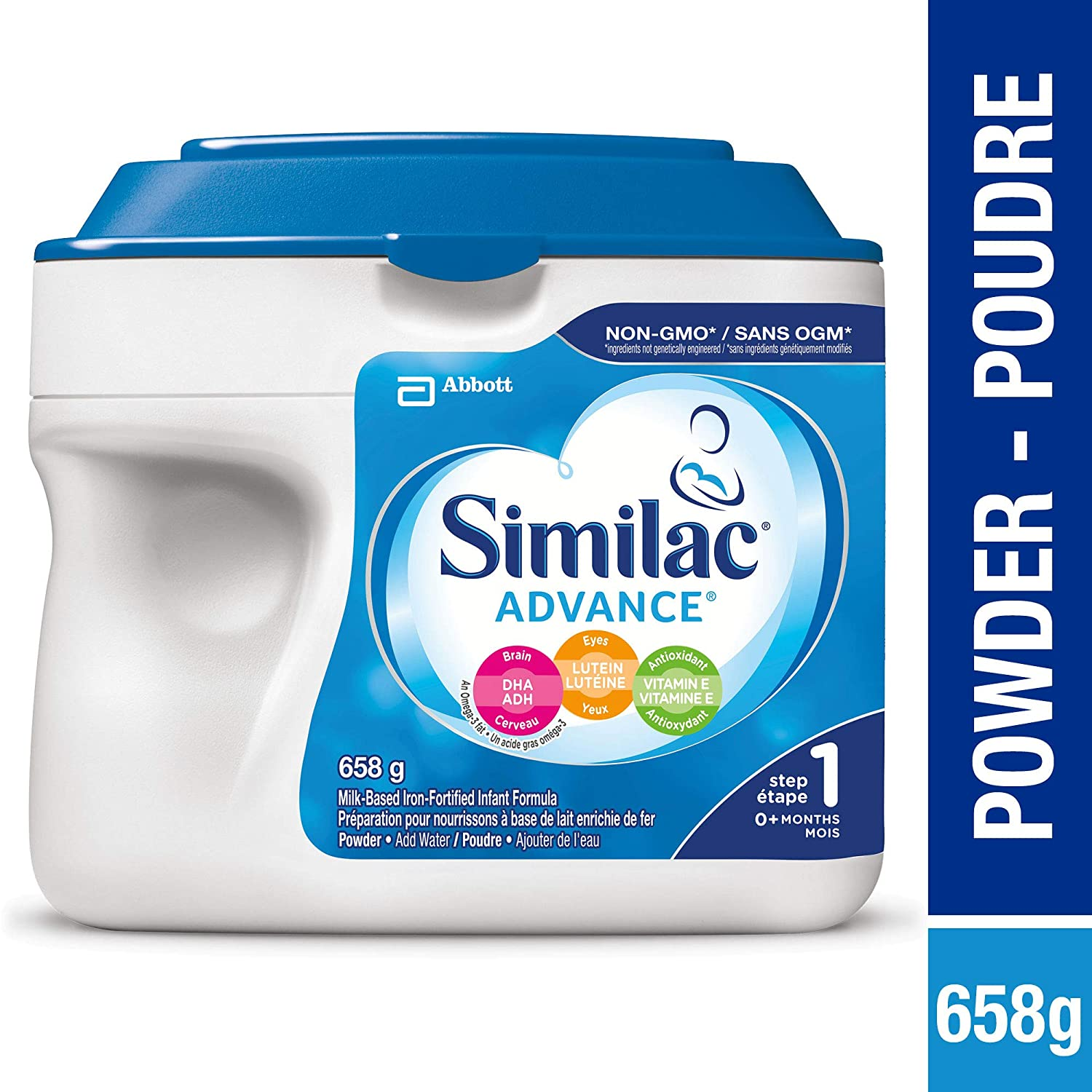Similac Advance Step 1 Infant Formula, Powder Abbott Laboratories