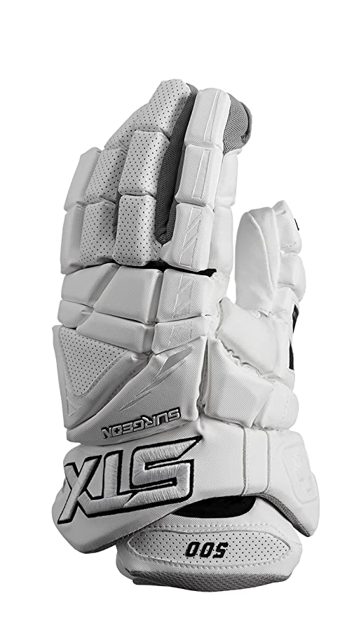 STX Lacrosse Surgeon 500 Gloves with Climate Control