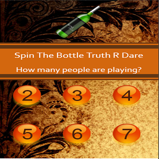 Spin The Bottle Truth R Dare