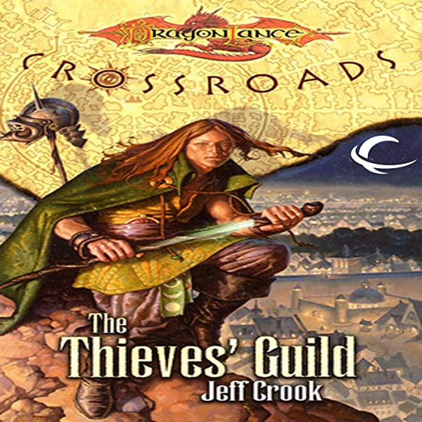 The Middle of Nowhere (Dragonlance: Crossroads, Book 5)