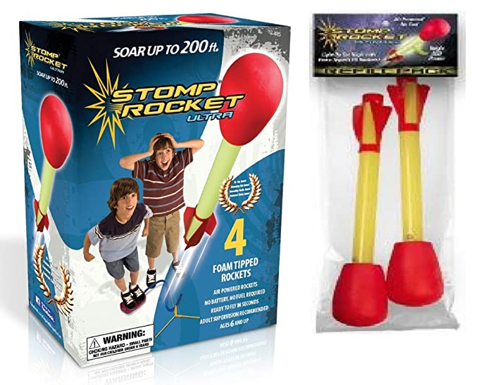 Ultra Stomp Rocket Kit