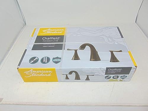 American Standard Chatfield 8 in. Widespread 2-Handle Bathroom Faucet