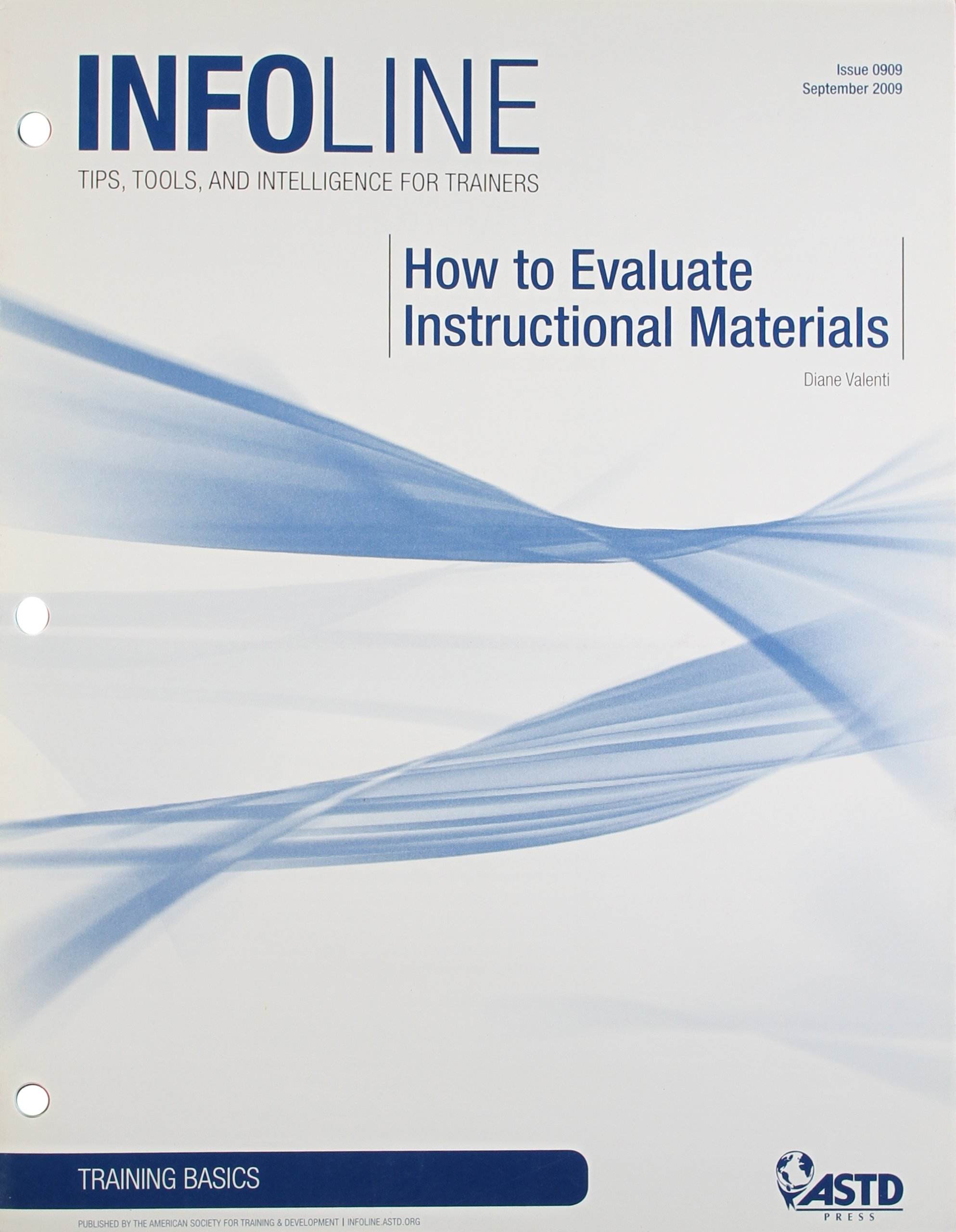 How to Evaluate Instructional Materials (Infoline)