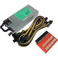 Tamkyo 1200W Miner Power Supply DPS-1200FB a 438202-002 440785-001 DL580G5 PSU Ethereum APW3 BTC Asic Miner Breakout Box