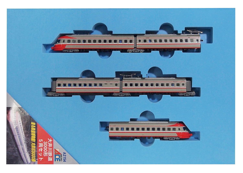 マイクロエース Nゲージ 大井川鉄道3000形 5両セット A2154 鉄道模型 電車 B076M1RHVT