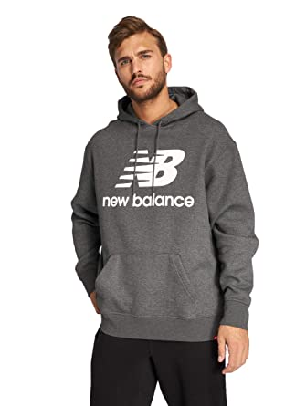 eeb3bd791a214 New Balance Essential Hoodie at Amazon Men's Clothing store: