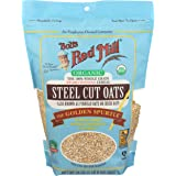 Bob's Red Mill Organic Steel Cut Oats, 24 Oz