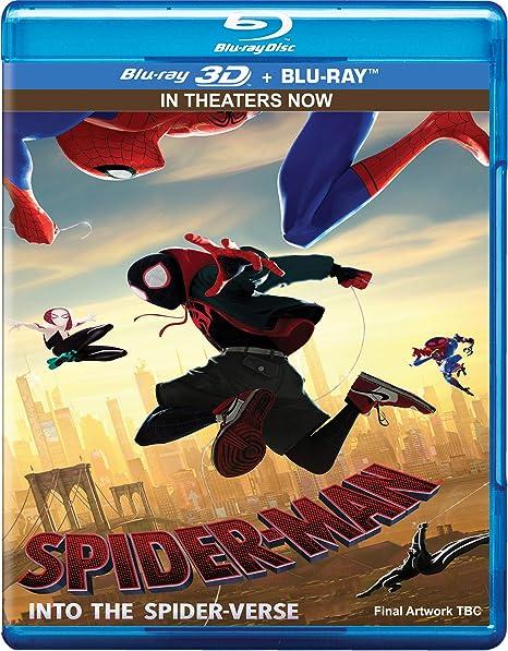 Re: Spider-Man:Paralelní světy/Spider-Man:Into ...(2018)