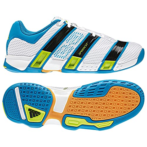 timeless design latest fashion official images adidas Stabil Optifit 38 2/3 Chaussures de Handball Blanc ...
