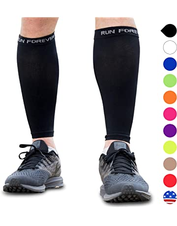 52b9e7b604 Calf Compression Sleeve - Leg Compression Socks for Shin Splint, Calf Pain  Relief - Men