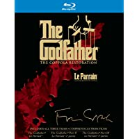The Godfather Collection: The Coppola Restoration [Blu-ray]